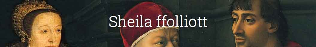 Welcome to Sheila ffolliott's website