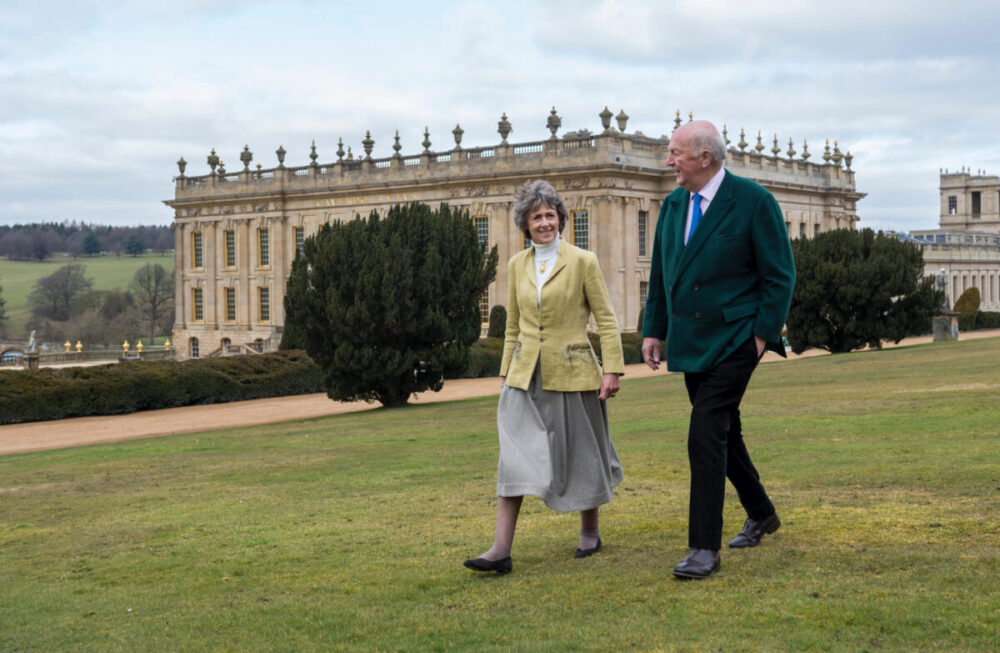 Chatsworth House and the Evolution of Its Collections
